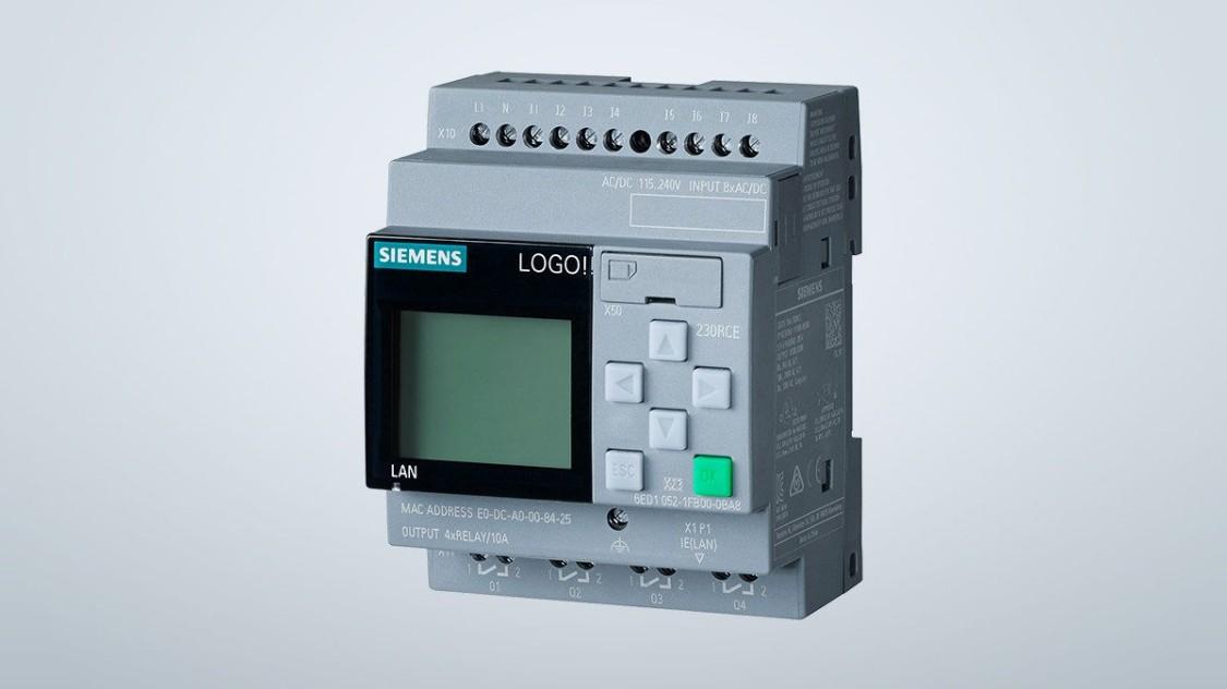 Базовые модули LOGO!