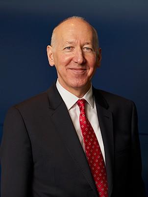 Steve Scrimshaw, Vice President of Siemens Energy for the U.K. and Ireland