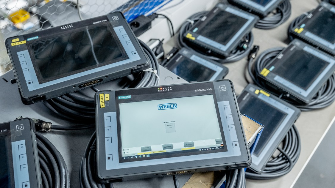 Some SIMATIC ITP1000 Tablets