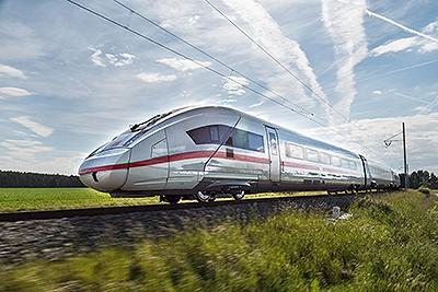 Feature: Largest order: Siemens is building ICE 4 trains for Deutsche Bahn