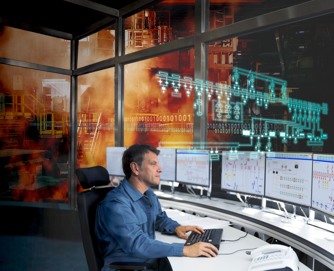 Power management for industry