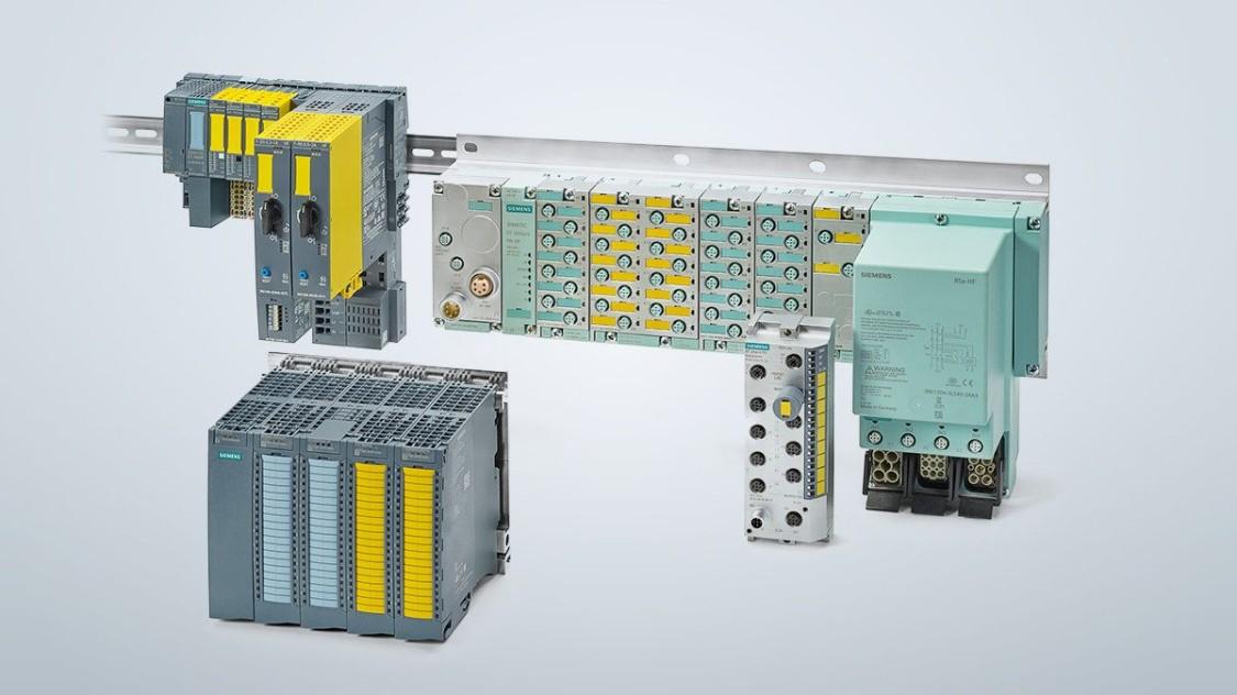 SIMATIC Fail-safe I/O systems