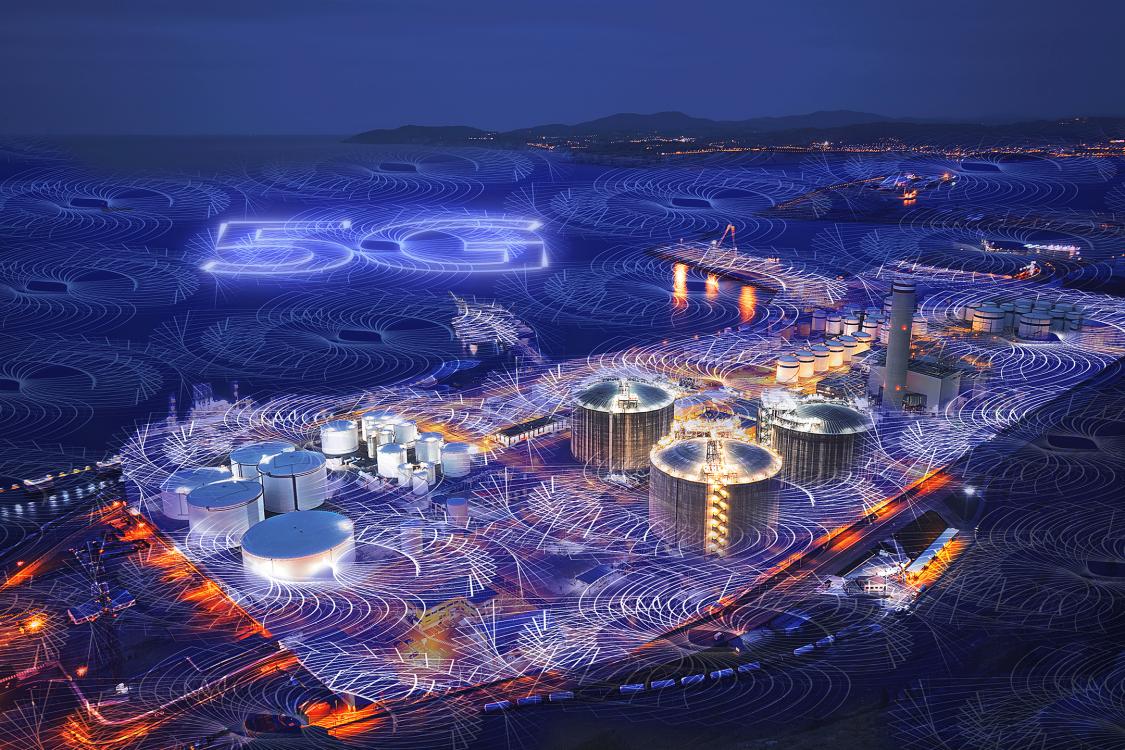 Industrielle 5G Netzwerke eröffnen neue Möglichkeiten