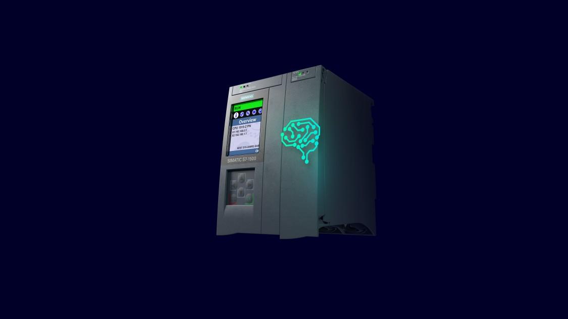 Штучний інтелект завдяки SIMATIC