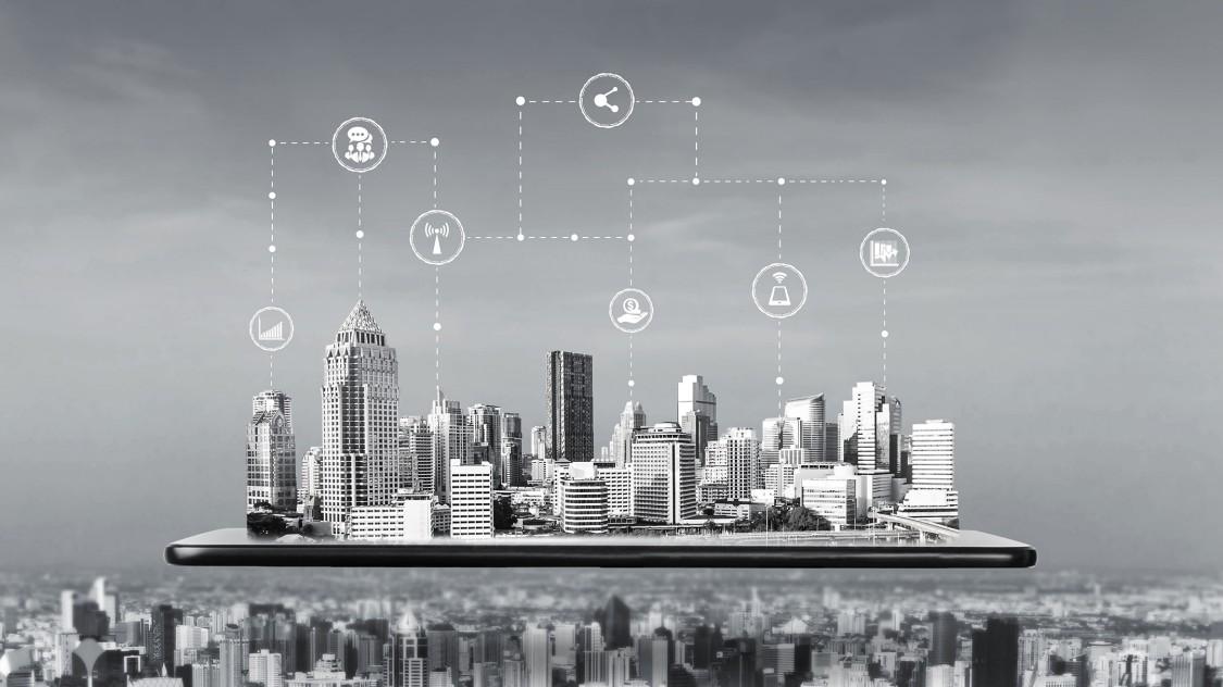 FUSING THE DIGITAL & PHYSICAL WORLD WITH MINDSPHERE CITY GRAPH