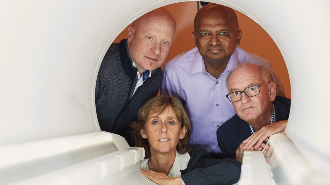 Inventors of the Year: Formula for ultra-fast scanning