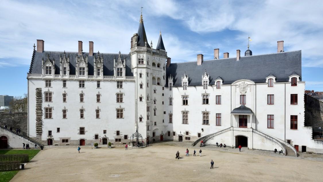 Référence Château des Ducs de Bretagne