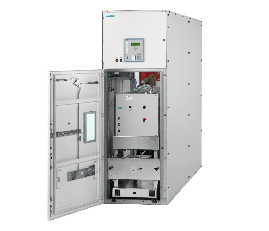 Sitras ASG 15 air-insulated switchgear