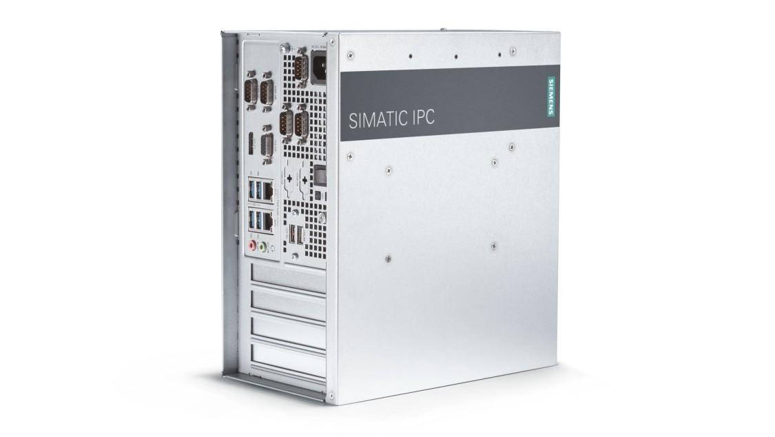 Промисловий вбудований комп'ютер SIMATIC IPC527G