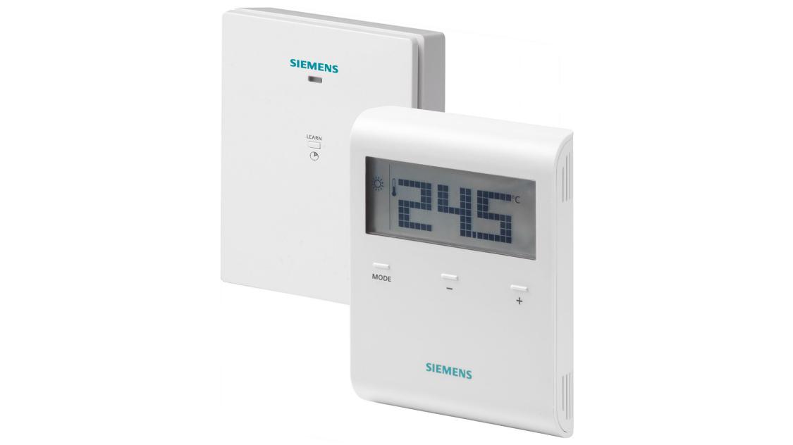 Bezdrátový prostorový termostat
