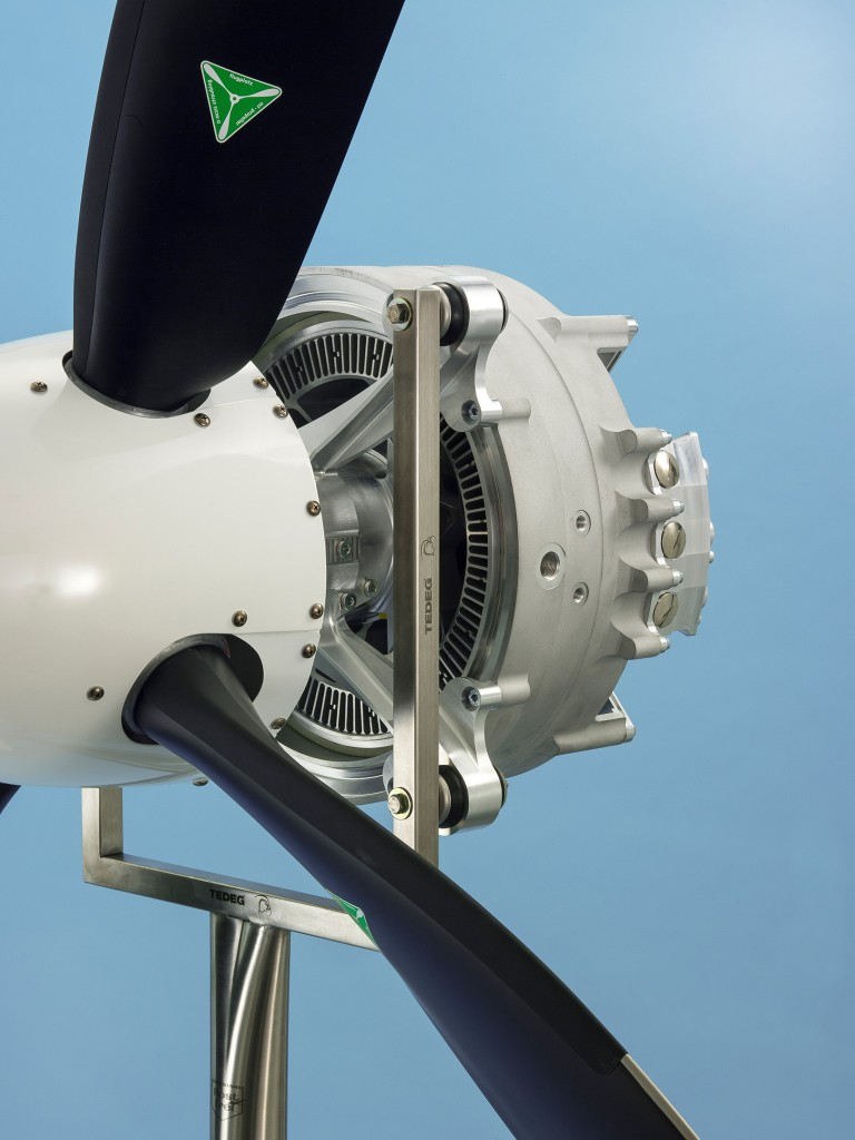 Ultraleichtes Kraftpaket für das elektrische Fliegen