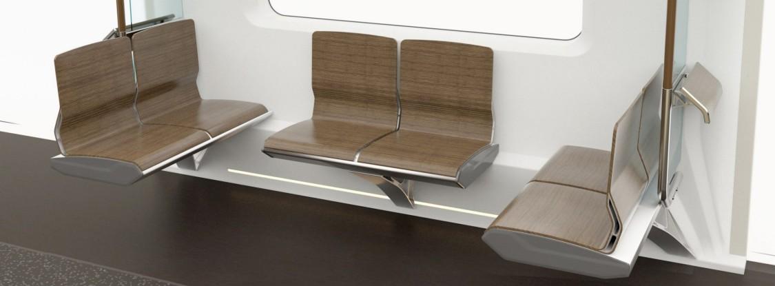 - Możliwość wzdłużnego, poprzecznego lub mieszanego rozmieszczenia foteli