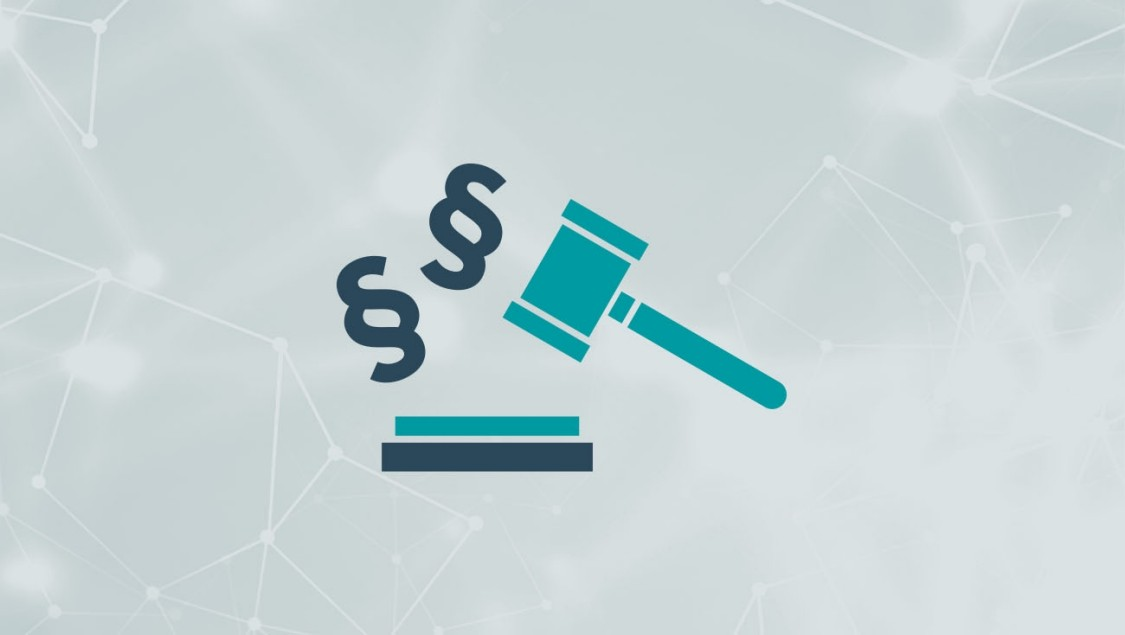infographic of gavel with dollar signs