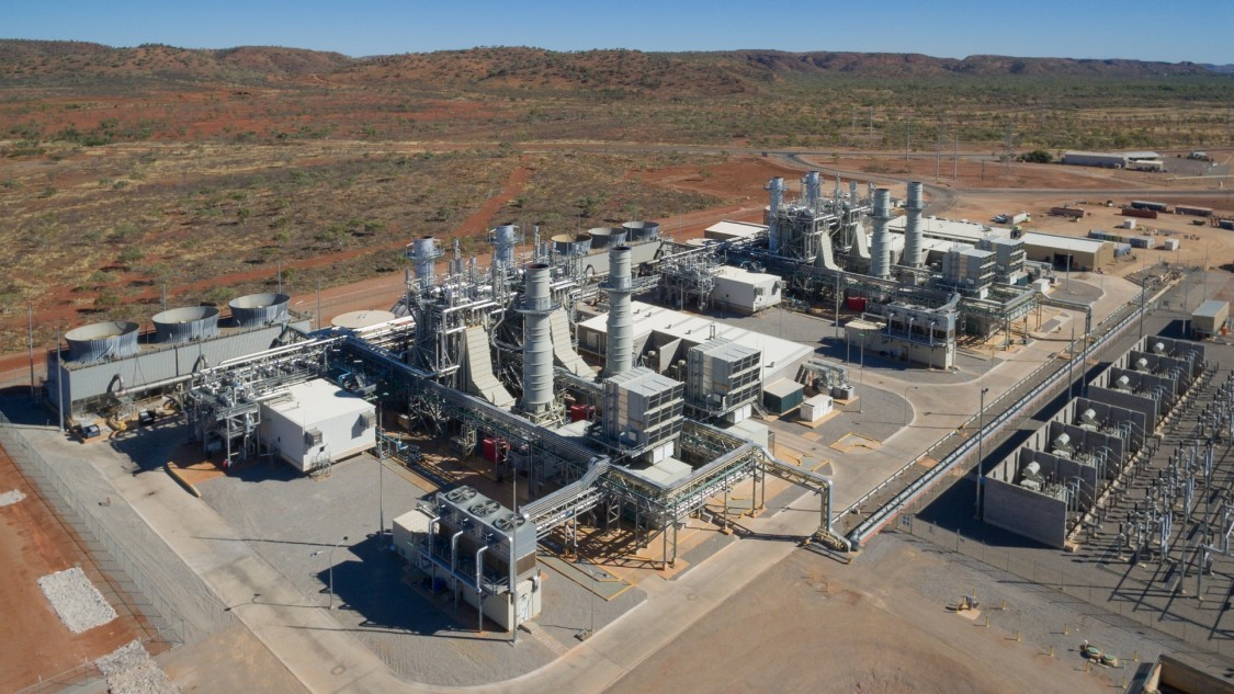 Diamantina Power Plant