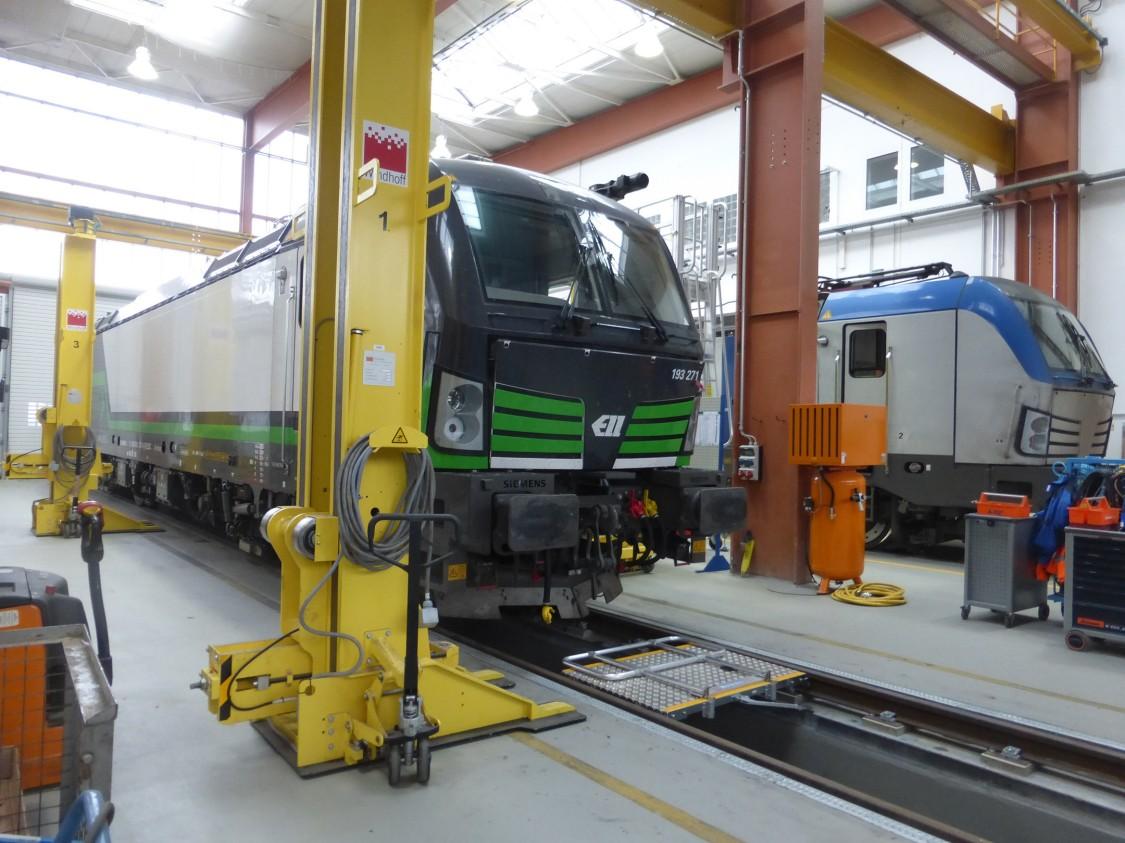 Rail Service Center Munich-Allach