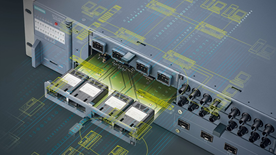 Picture SCALANCE Ethernet switch