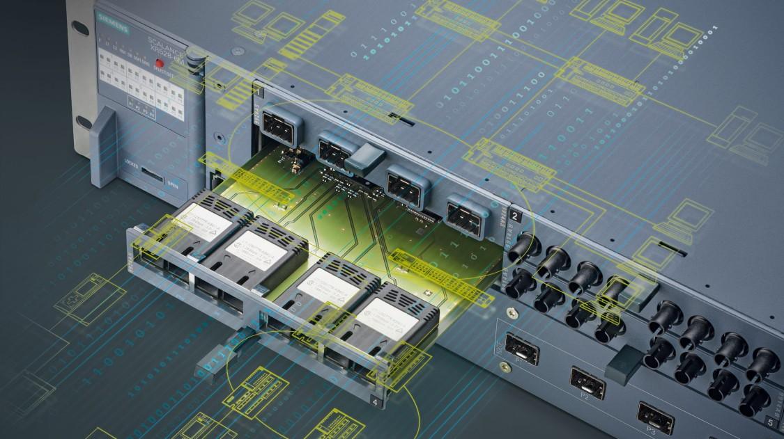 Bild SCALANCE Ethernet switch