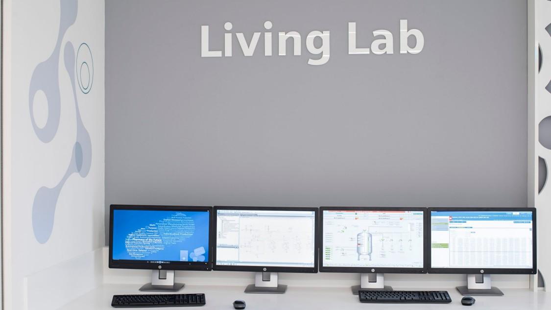 Workspace im LivingLab