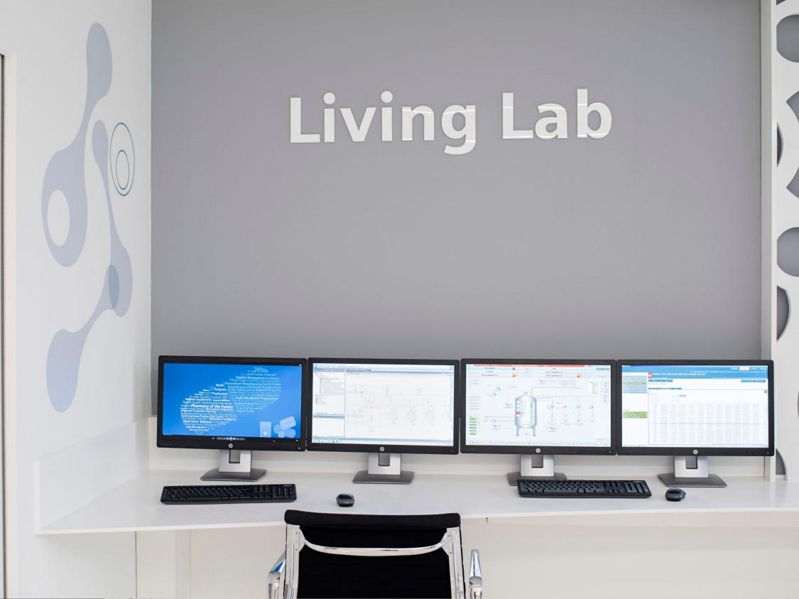 LivingLab workspace