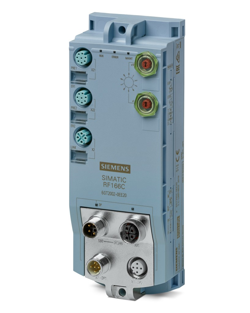 The new Simatic RF166C communication module