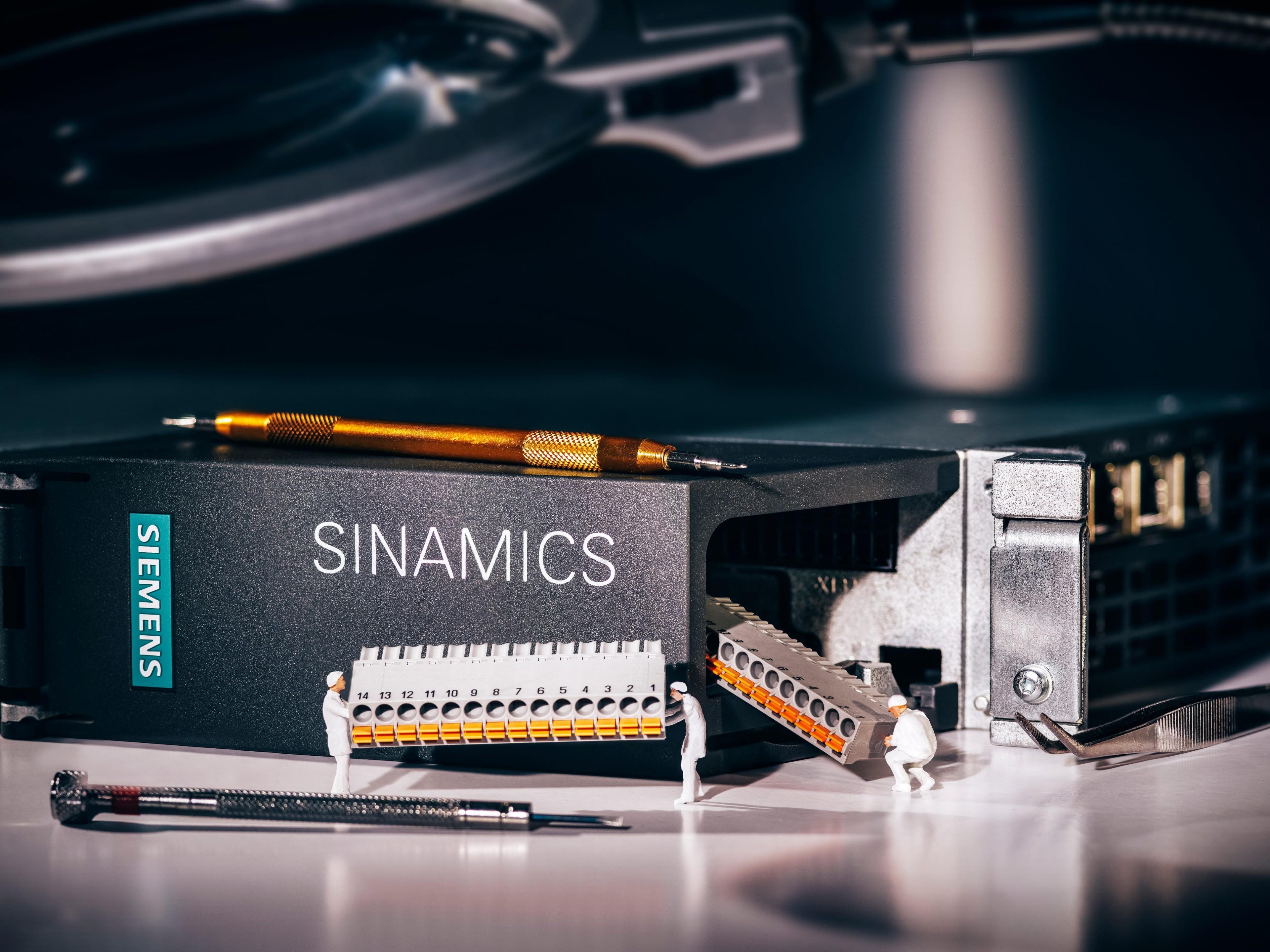 SINAMICS S120 | Servo Converter | Siemens