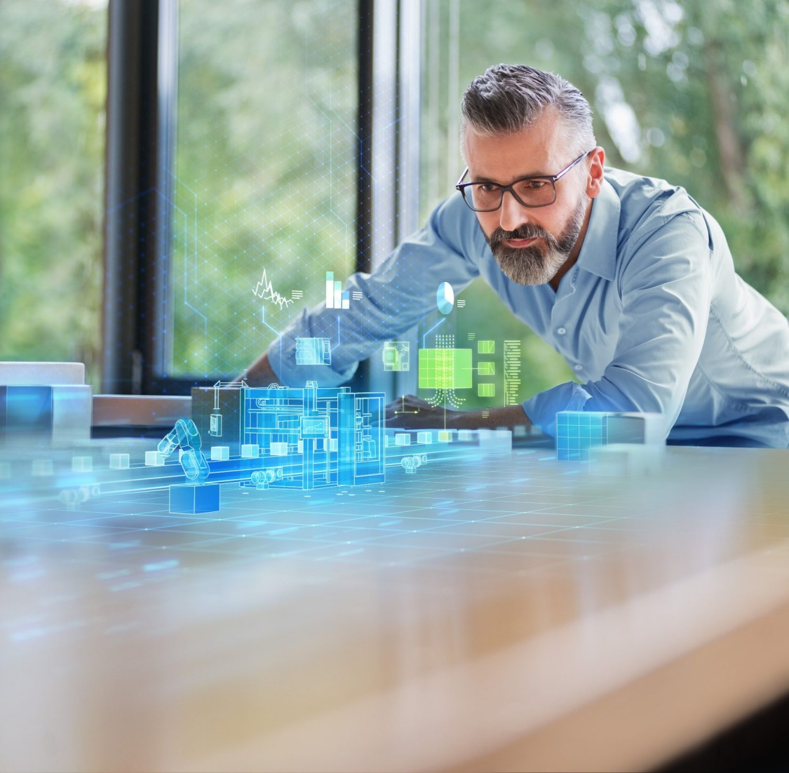 Servitisation and digitalisation