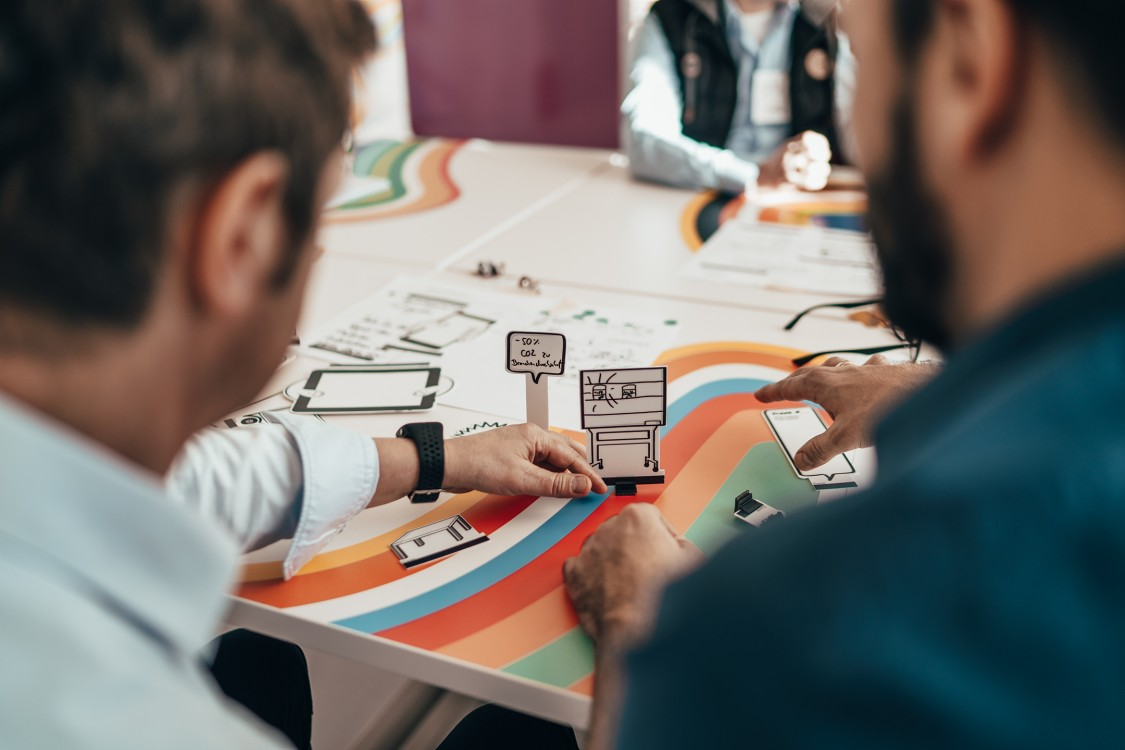 Co-working and co-creation