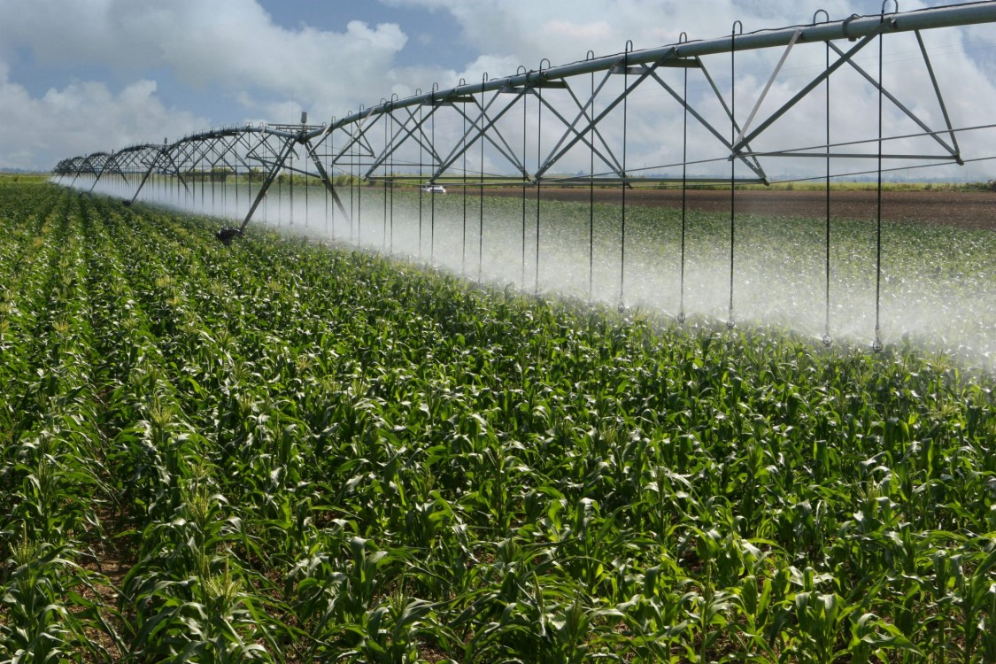 Irrigation - USA
