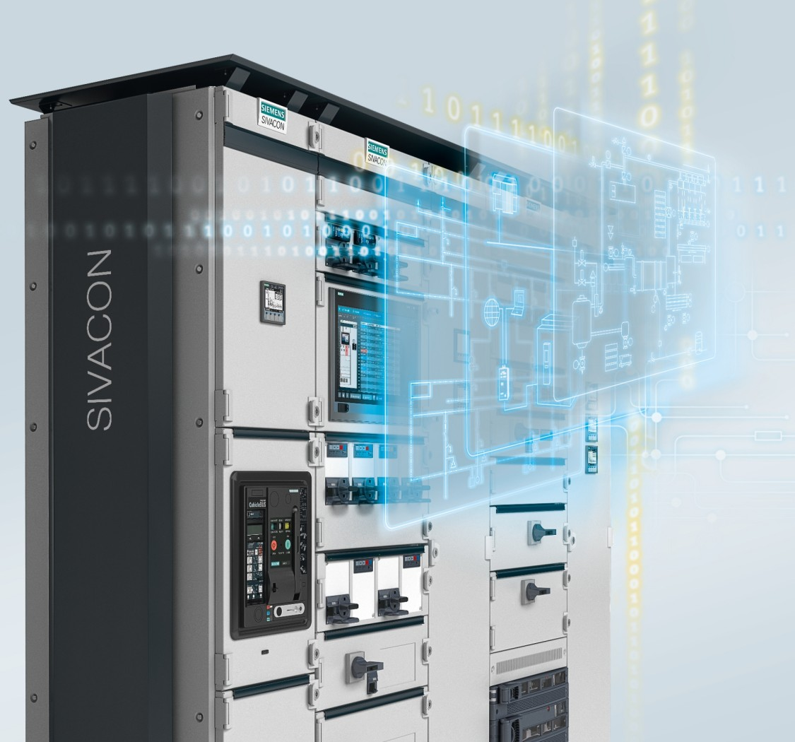 SIVACON S8 low-voltage switchboard