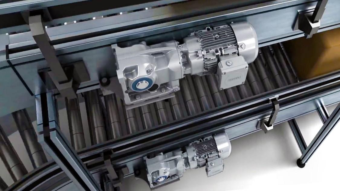 simogear geared motors by Siemens