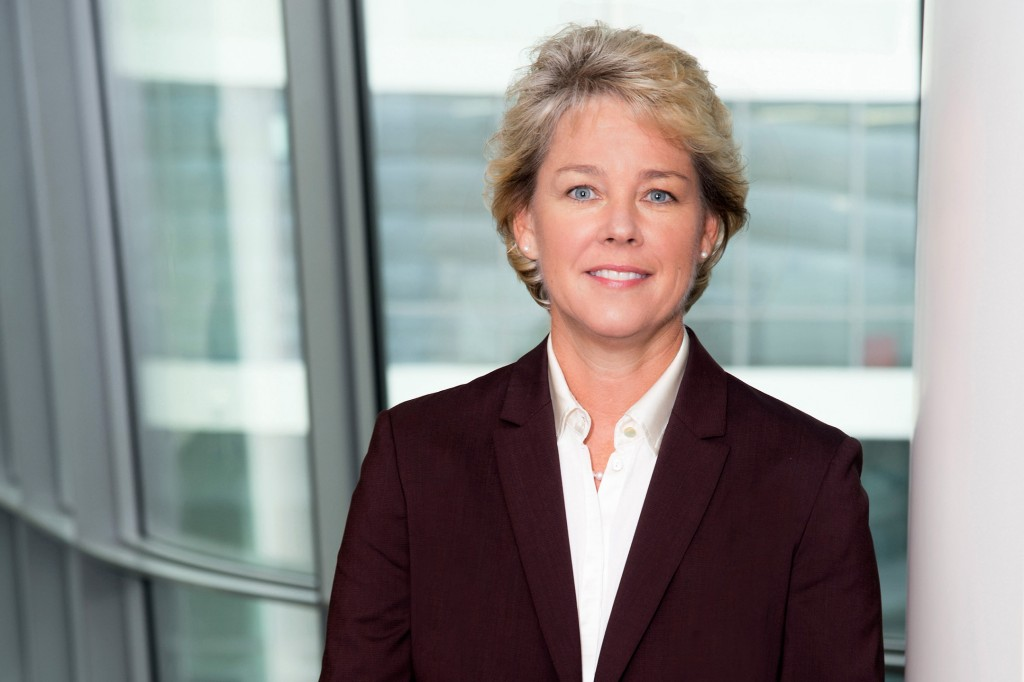 Lisa Davis, Member of the Managing Board of Siemens AG