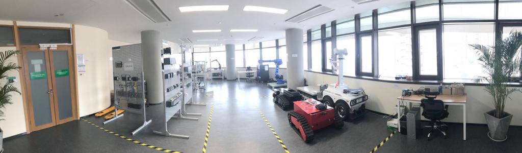 Laboratory-for-robotic