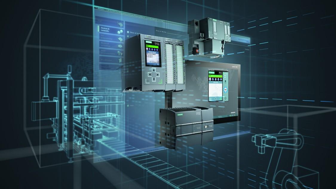 Siemens řídicí systémy SIMATIC