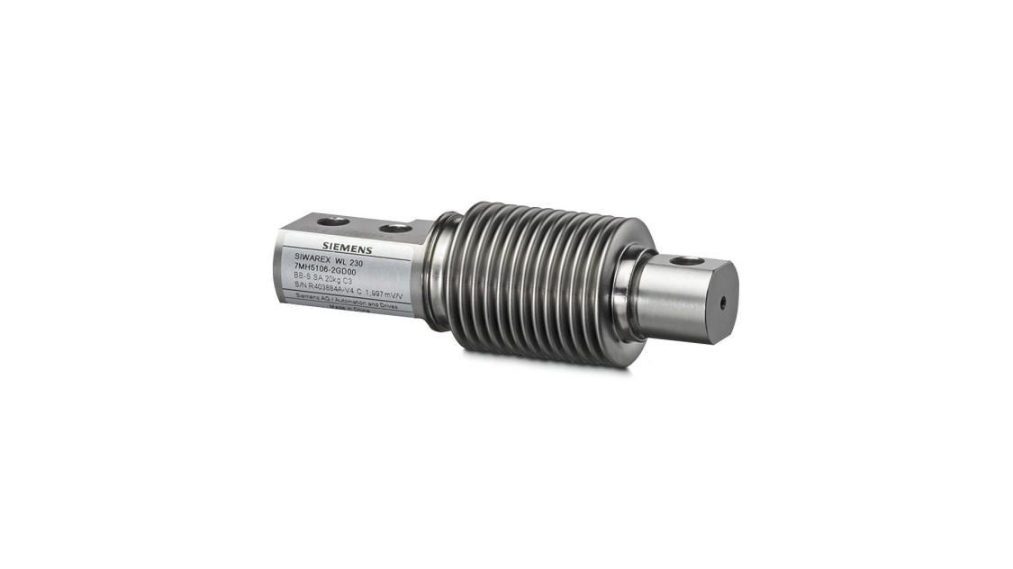 USA - SIWAREX Load cell WL230 BB-S SA