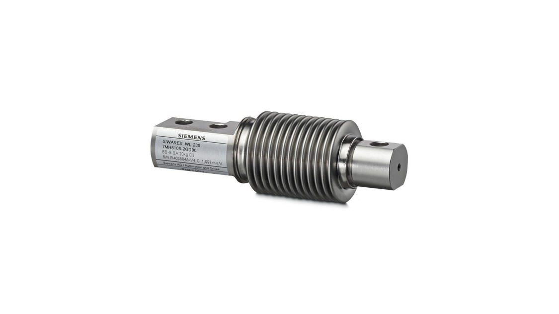 USA | SIWAREX WL230 BB-S SA Load Cell