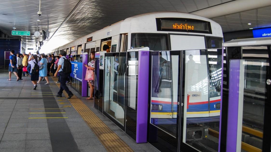 Bangkok Expressway & Metro Plc (BEM)
