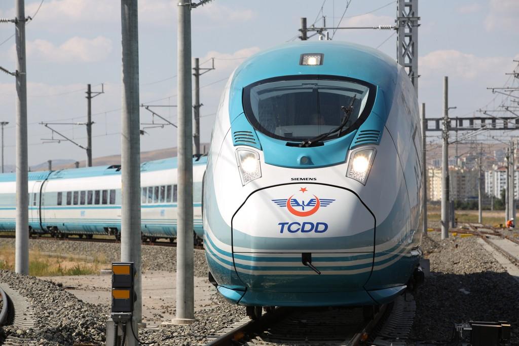Turkish State Railways orders further 10 Velaro high-speed trains