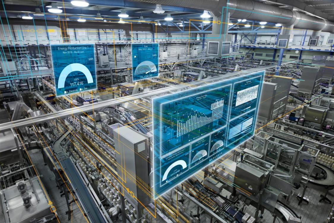 Unternehmensweites Energiemanagement