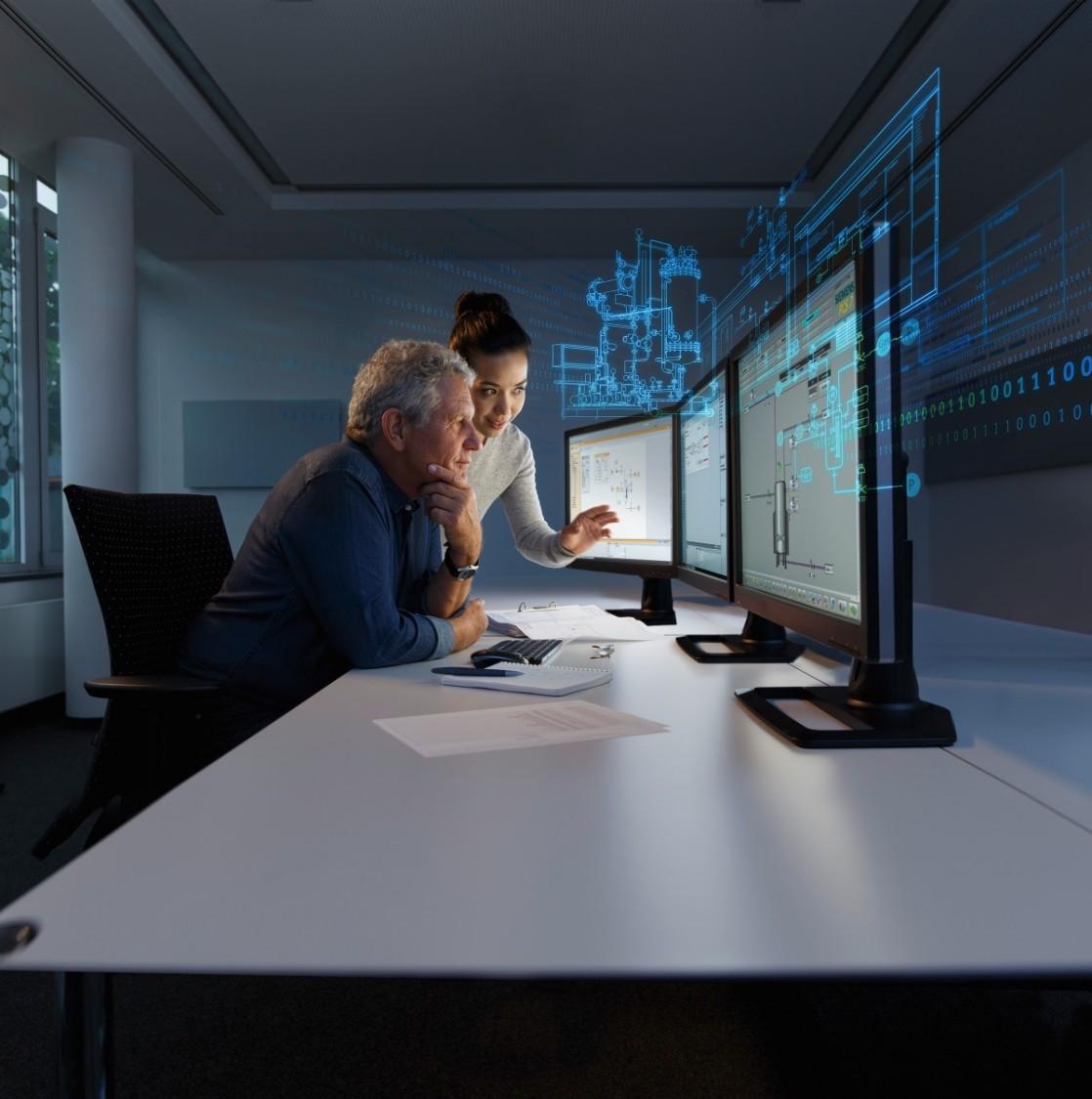 Simulation and training system SIMIT