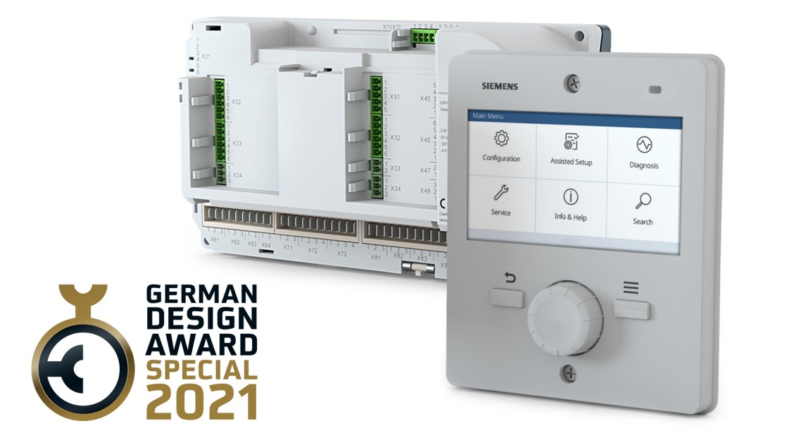 AZL6  awarded with the German Design Award Special 2021