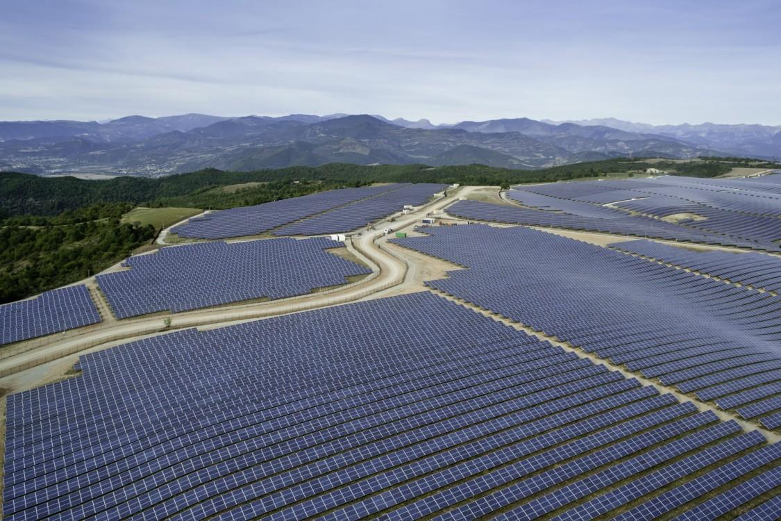 Решение для солнечных станций