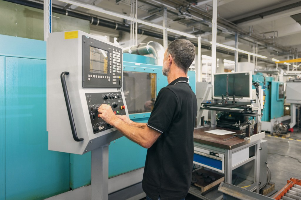 Machine tool retrofit to increase productivity, user convenience and safety