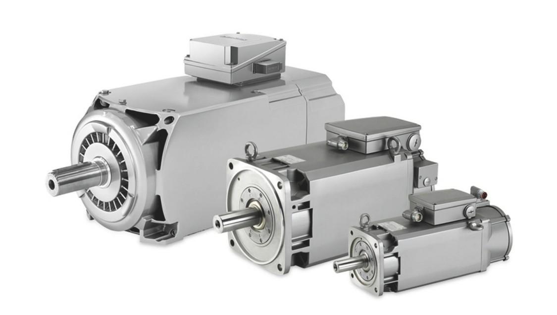 Электродвигатели основного движения SIMOTICS M