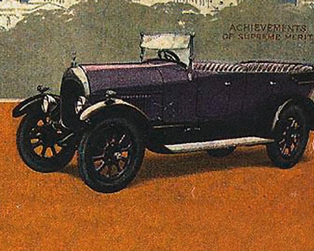 The Ruston Car