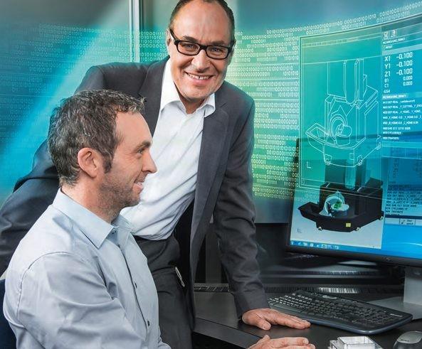 shopfloor software - digital twin