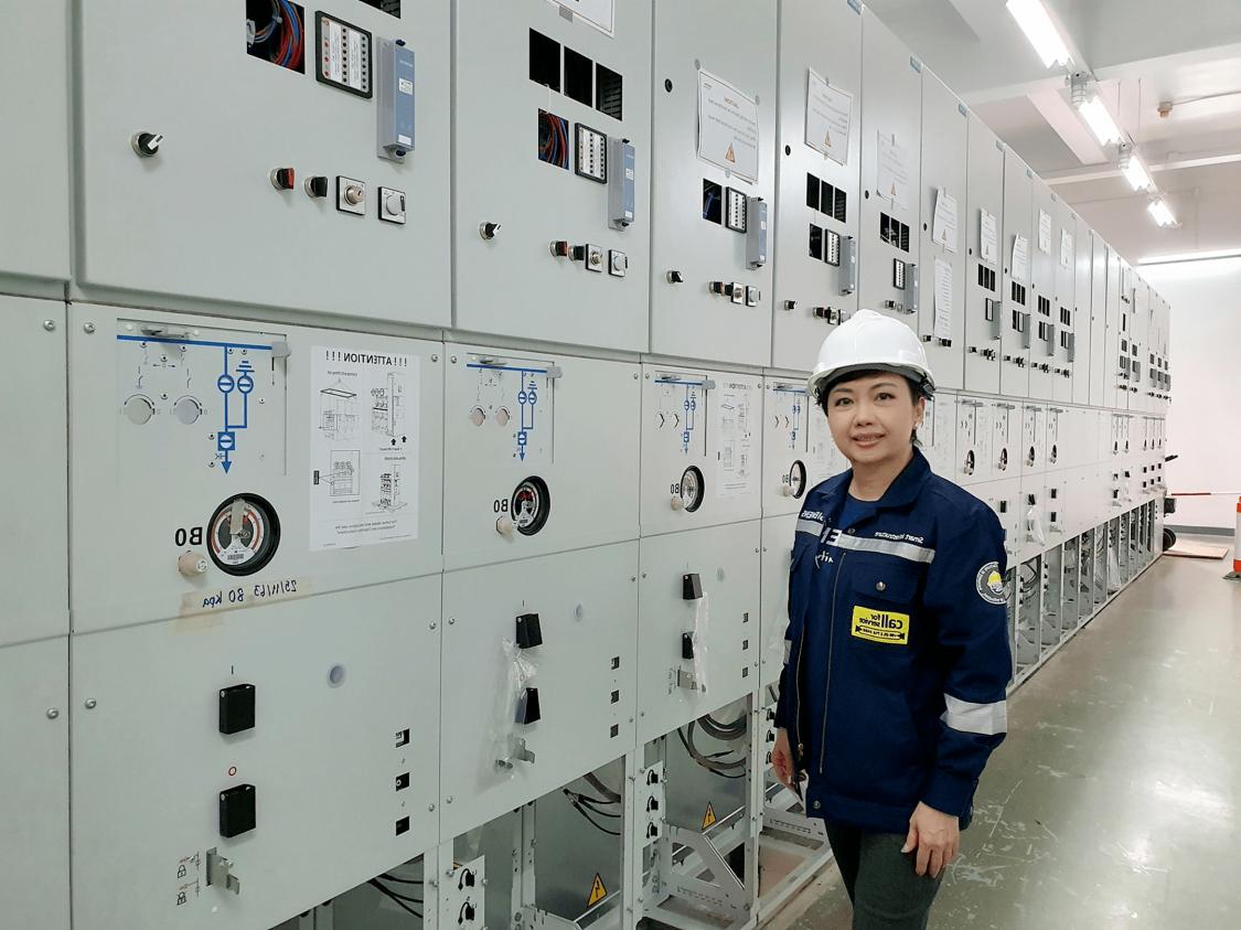 Suwannee Singluedej CEO at Siemens Thailand