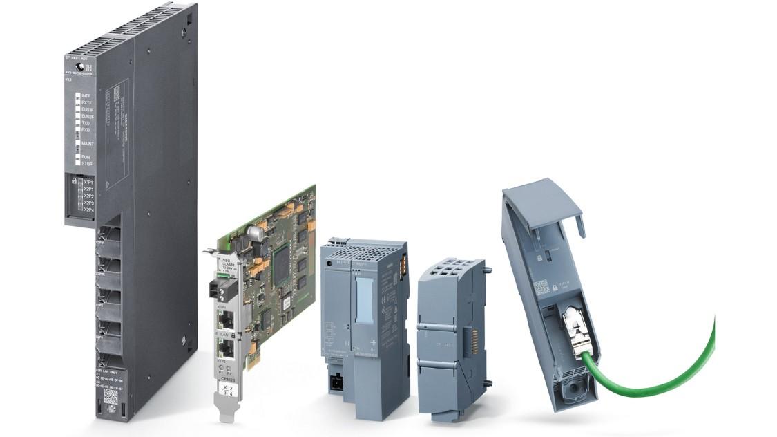 SIMATIC Security Kommunikationsprozessoren mit integrierter Firewall und VPN