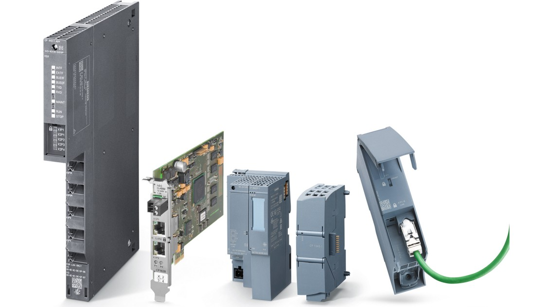 SIMATIC security communication processors with integrated firewall and vpn