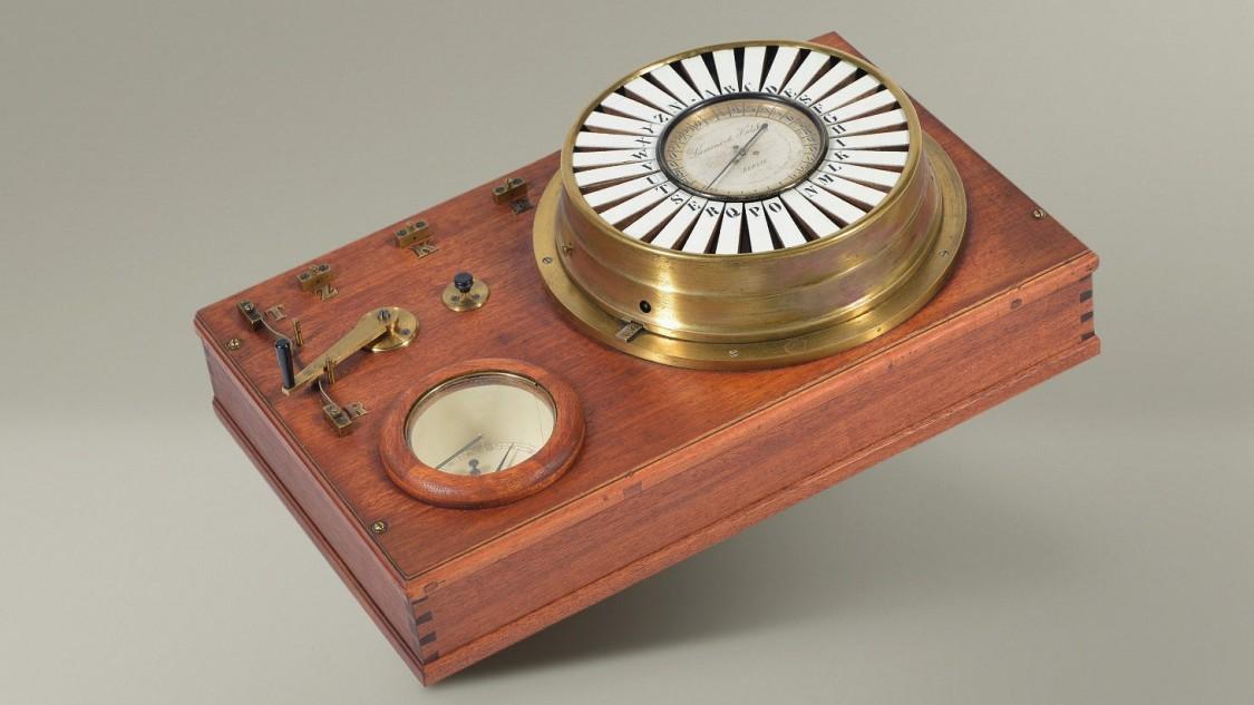 pointer telegraph, 1847