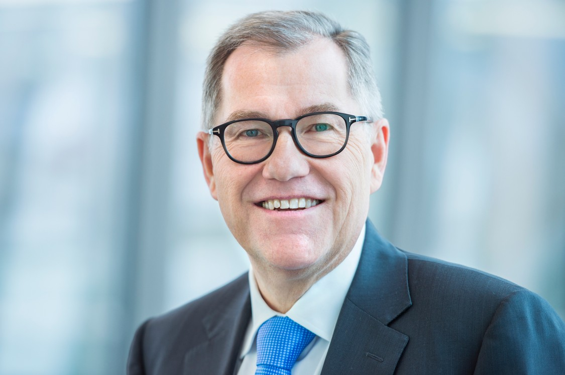 Hannes Apitzsch, CEO of Siemens Global Business Services
